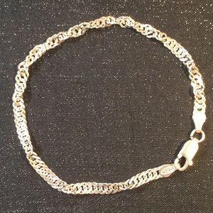 Jewelry - .925 sterling bracelet